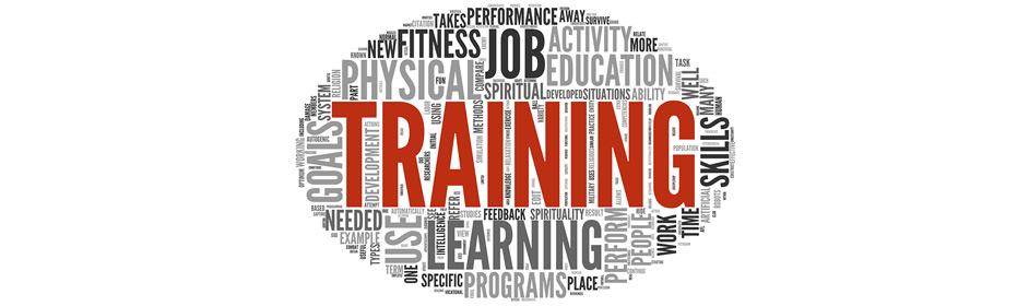 training-red